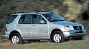 2000 mercedes benz m class specifications car specs. Black Bedroom Furniture Sets. Home Design Ideas