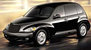 chrysler pt cruiser 2001 fiche technique auto123. Black Bedroom Furniture Sets. Home Design Ideas