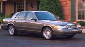 Crown Victoria (fleet only)