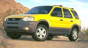 2001 ford escape specifications car specs auto123. Black Bedroom Furniture Sets. Home Design Ideas