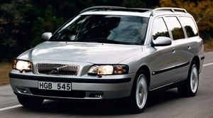 V Dr T on 2000 Volvo S70 Base