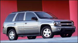 2003 Chevrolet TrailBlazer | Specifications - Car Specs ...