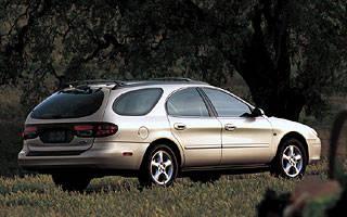 Taurus Wagon