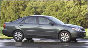 2003 toyota camry specifications car specs auto123. Black Bedroom Furniture Sets. Home Design Ideas