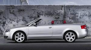 S4 Cabriolet