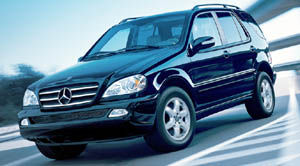 2004 mercedes benz m class specifications car specs for Mercedes benz ml350 msrp