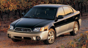 Outback Sedan
