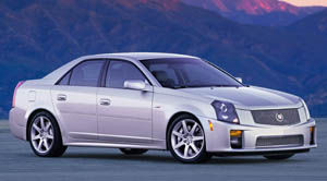 2005 cadillac cts specifications car specs auto123. Black Bedroom Furniture Sets. Home Design Ideas