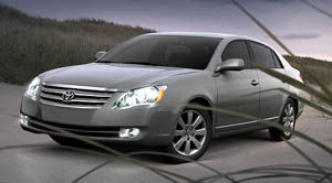 2009 Toyota Avalon Touring photo - 4