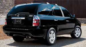 2006 acura mdx specifications car specs auto123. Black Bedroom Furniture Sets. Home Design Ideas