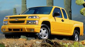 Colorado 2WD Extended Cab