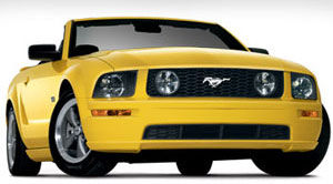ford mustang 2006 fiche technique auto123. Black Bedroom Furniture Sets. Home Design Ideas