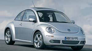 New Beetle TDI