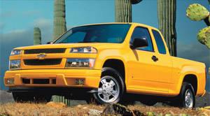 Colorado 4WD Extended Cab