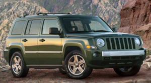 jeep patriot 2007 fiche technique auto123. Black Bedroom Furniture Sets. Home Design Ideas