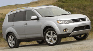 2007 mitsubishi outlander specifications car specs. Black Bedroom Furniture Sets. Home Design Ideas