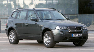 bmw x3 2008 fiche technique auto123. Black Bedroom Furniture Sets. Home Design Ideas