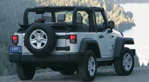jeep wrangler 2008 fiche technique auto123. Black Bedroom Furniture Sets. Home Design Ideas