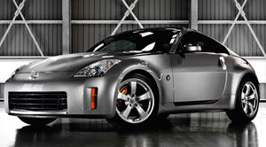 nissan 350z 2008 fiche technique auto123. Black Bedroom Furniture Sets. Home Design Ideas