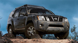 2008 nissan xterra specifications car specs auto123. Black Bedroom Furniture Sets. Home Design Ideas