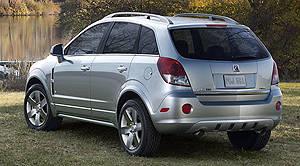 2009 saturn vue specifications car specs auto123. Black Bedroom Furniture Sets. Home Design Ideas