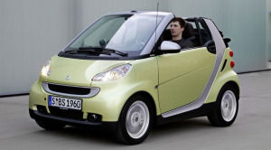 fortwo Cabriolet