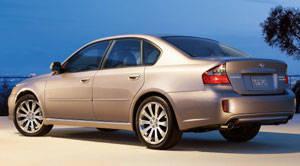 Legacy Sedan