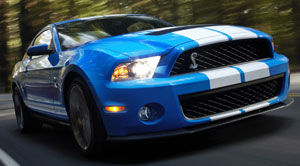Shelby GT500