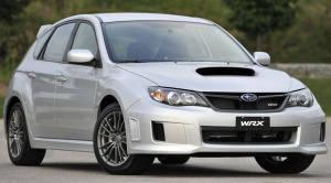 Impreza WRX 5-door