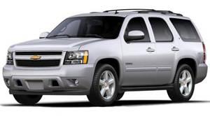 Tahoe 4WD