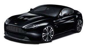 V12 Vantage Carbon Black