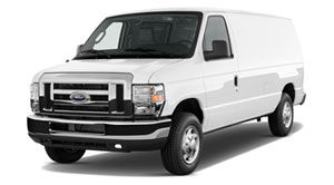 2013 E-Series Cargo Commercial E-150