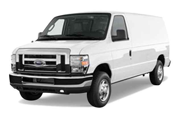 2013 Ford E-Series Cargo Recreational