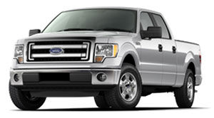 2013 Ford F-150 4x4 SuperCrew ECOBOOST