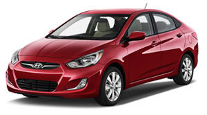 Hyundai Accent Berline 2013