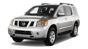 2013 Armada Promotion. $6000 Cash Incentive or 0% Financing up to 72 Months.