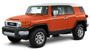 2013 Toyota FJ Cruiser