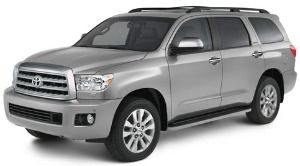 2013 Toyota Sequoia