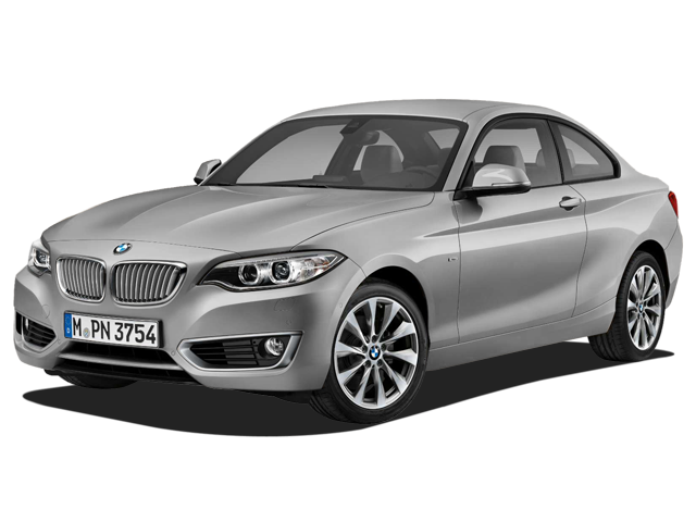 2014 BMW 2 Series Coupé