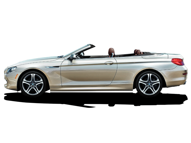 2014 BMW 6 Series Cabriolet