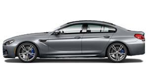 BMW M6 Berline 2014