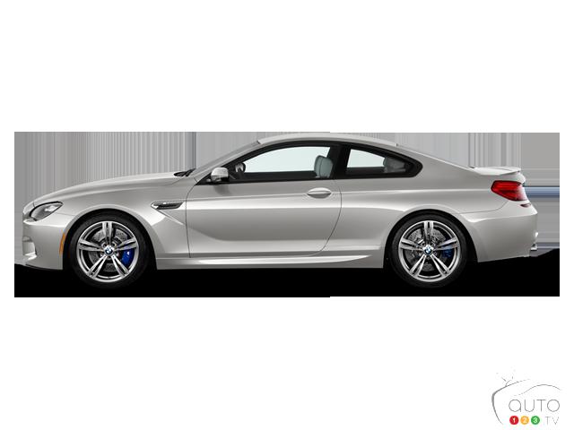 2014 BMW M6 Coupé