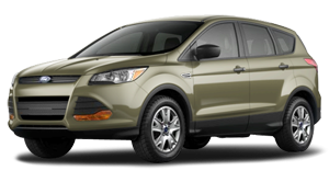2014 Ford Escape S FWD equipped with a 2.5L engine