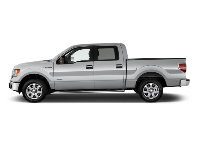 Own the 2014 F-150 XLT Supercrew 4x4 for only $44,149