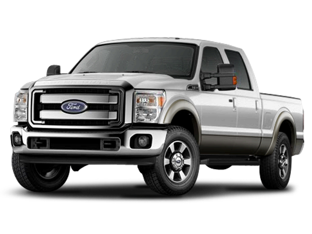 2014 Ford F-350 Super Duty 4x2 Crew Cab Short bed