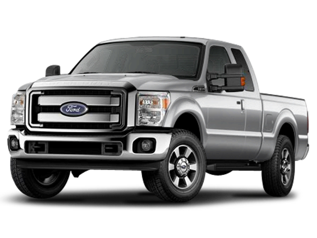 2014 Ford F-350 Super Duty 4x4 Super Cab Long bed