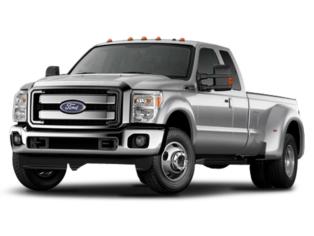 2014 Ford F-350 Super Duty 4x4 Super Cab Long bed DRW