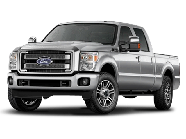 2014 Ford F-350 Super Duty 4x4 Crew Cab Short bed