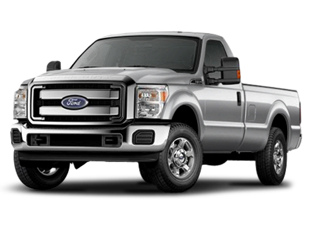 2014 Ford F-350 Super Duty 4x4 Regular Cab