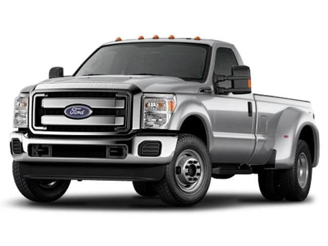 2014 Ford F-350 Super Duty 4x4 Regular Cab DRW